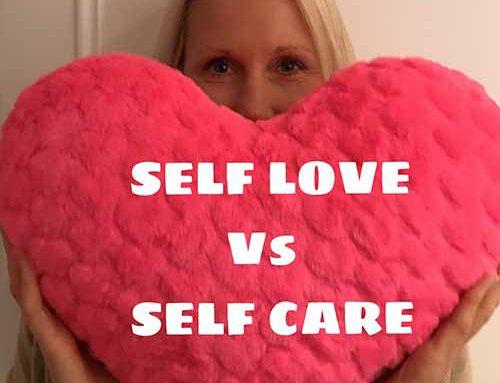 SELF-LOVE Vs. SELF-CARE