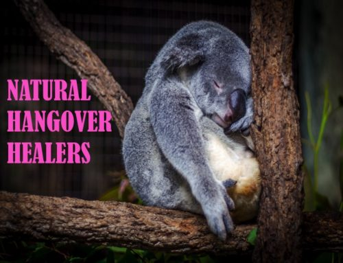 NATURAL HANGOVER HEALERS