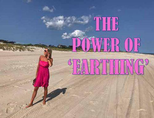 POWER OF EARTHING