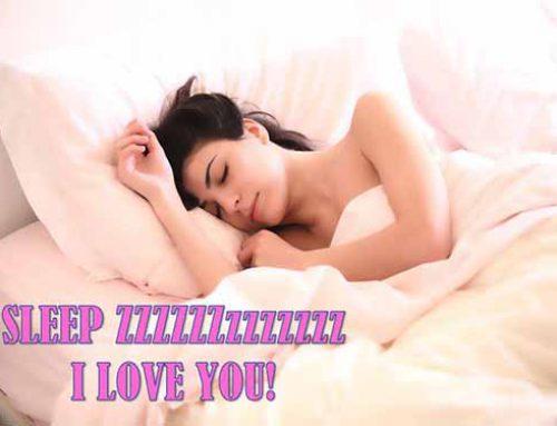 SLEEP ZZZZZZZzzzzzz
