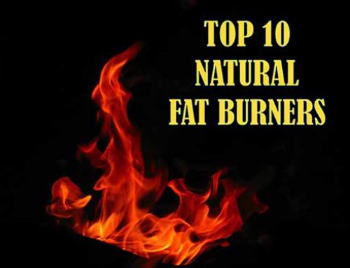 TOP 10 NATURAL FAT BURNERS