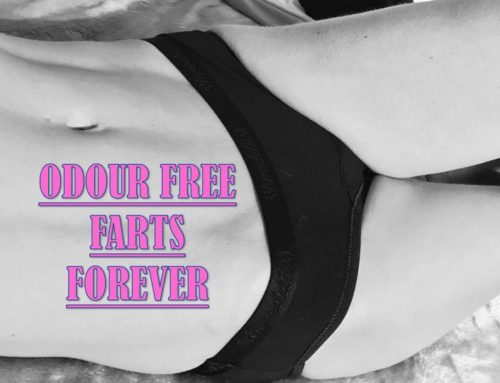 ODOUR FREE FARTS FOREVER