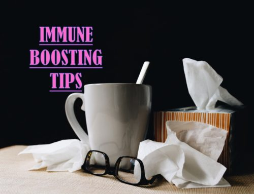 IMMUNE BOOSTING TIPS