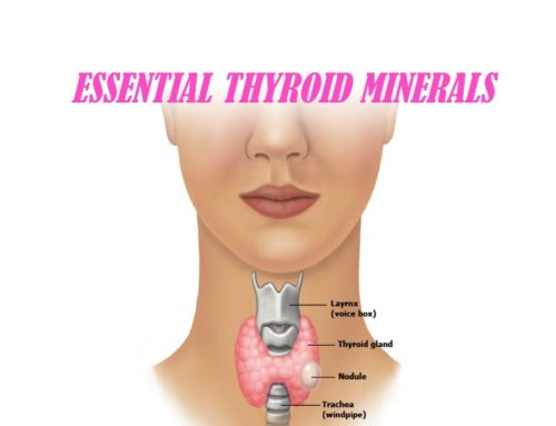 ESSENTIAL THYROID MINERALS