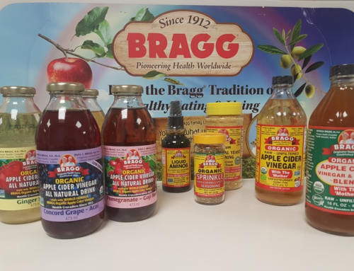 BRAGGS APPLE CIDER VINEGAR & MORE!